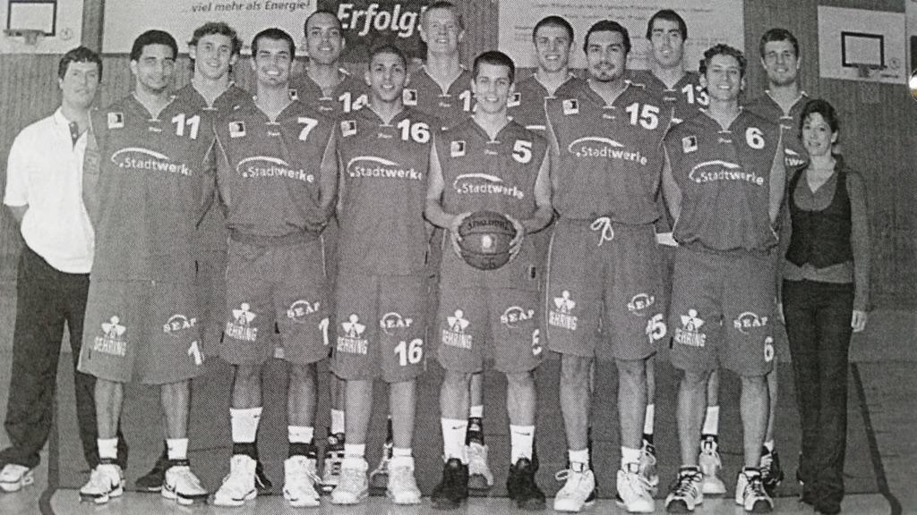 43.-1 Saison 2008-2009_ Teamfoto 1. Herren