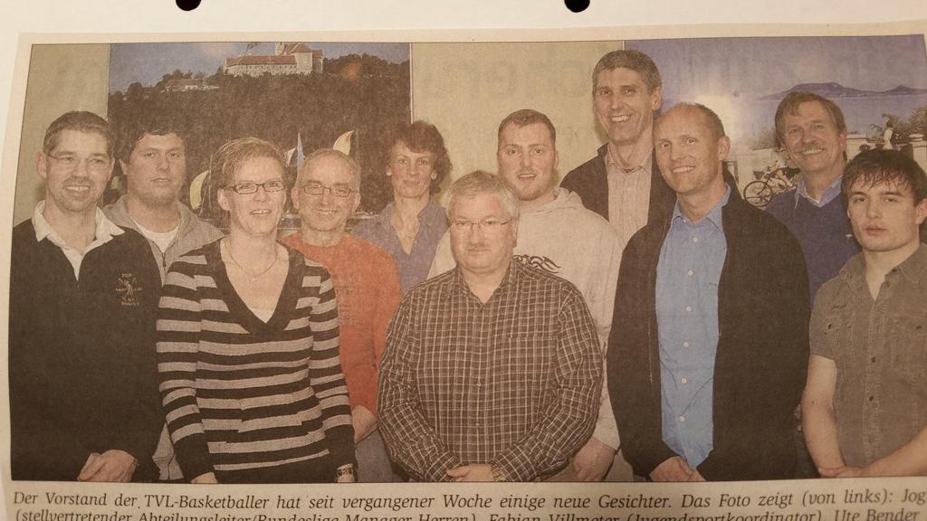 43. Saison 2008-2009_ neuer Abt.-Vorstand