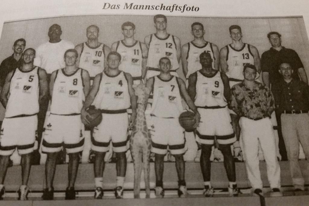 34.-2 Saison, 1999-00, Herren 1