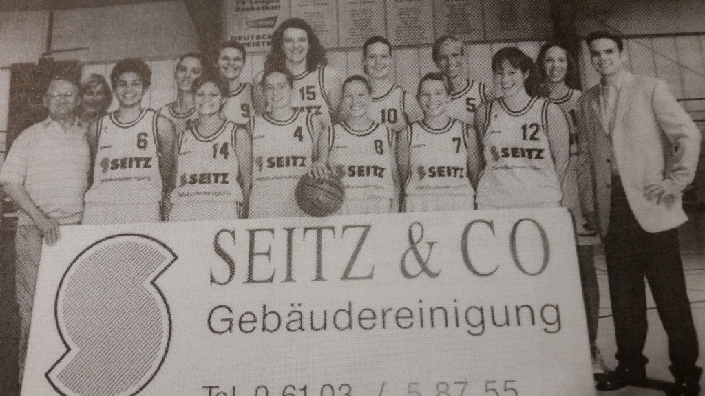 34.-4 Saison, 1999-00, Damen 1