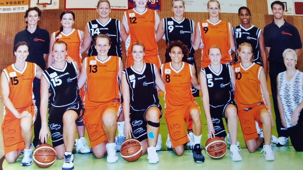 44.-3 Saison 2009-2010, Teamfoto RMB-Damen