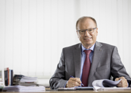 Stadtwerke-Direktor Manfred Pusdrowski