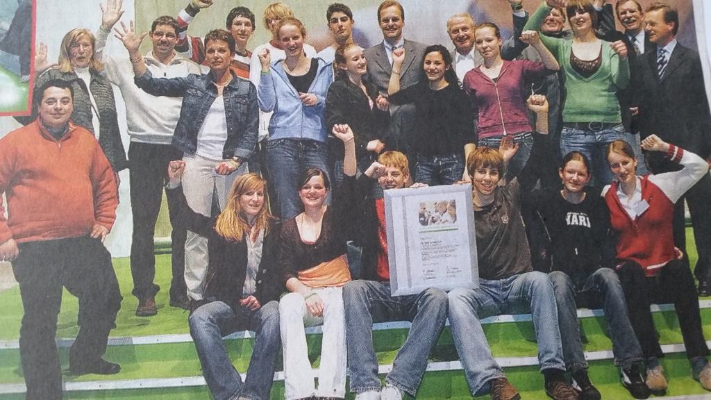 40.-7 Saison 2005-2006_ Grünes Band_ Besonderes
