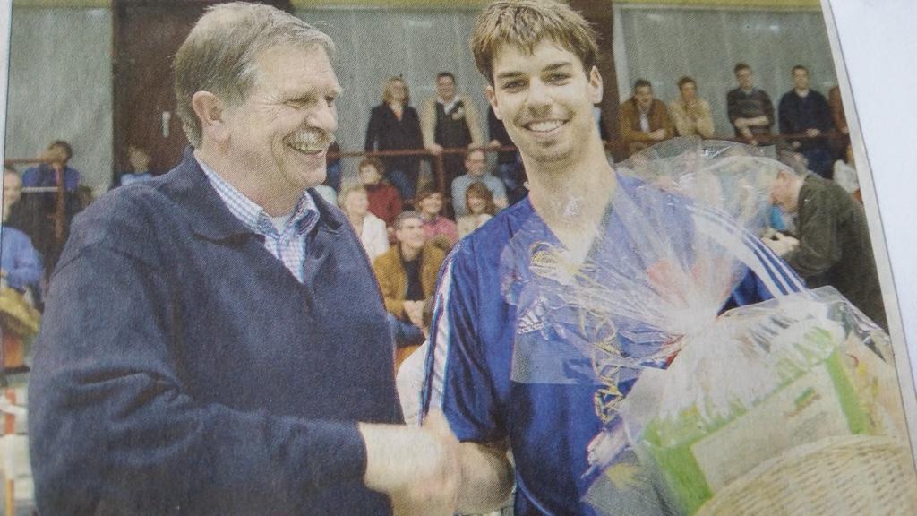 40.-8 Saison 2005-2006_ Sebastian B. 500 Spiele