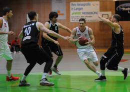 Heimspiel gegen Montabaur
