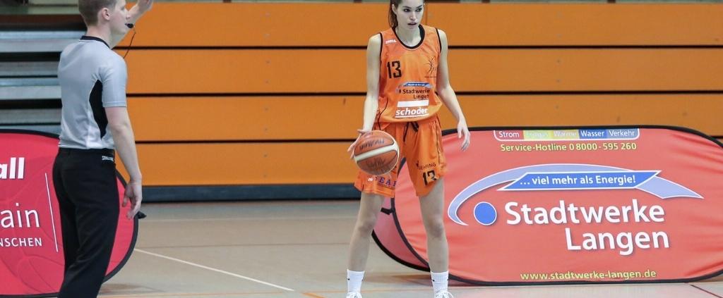 Spannenderging's nicht bei den Baskets