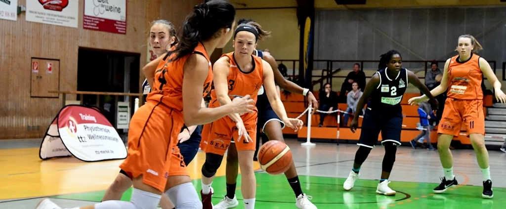 Rhein-Main Baskets am Samstag gegen SG Weiterstadt