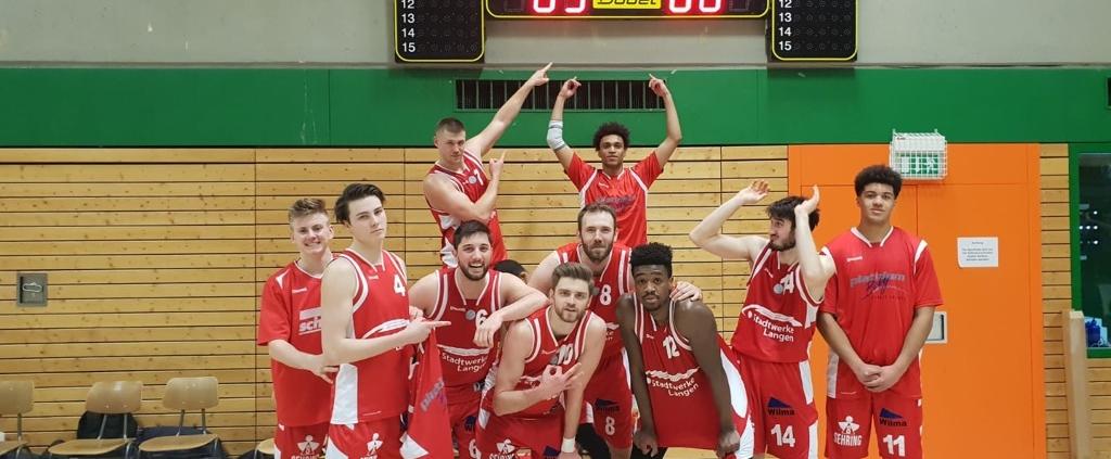 Giraffen feiern einen hauchdünnen 86-85 Auswärtssieg in Stuttgart