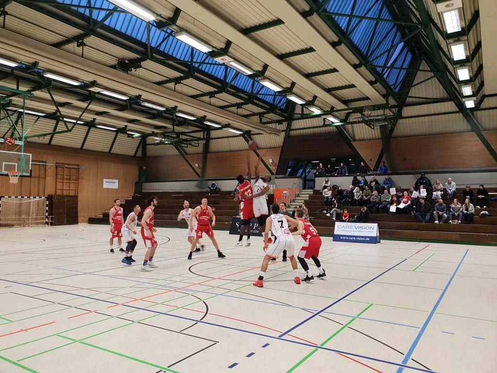 Hauchdünner Auswärtssieg in Stuttgart für die Giraffen