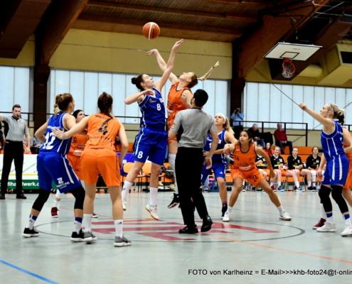 Baskets konnten BasCats nicht stoppen