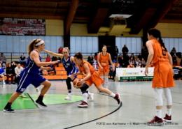 Rhein-Main Baskets gegen den Liga-Favoriten