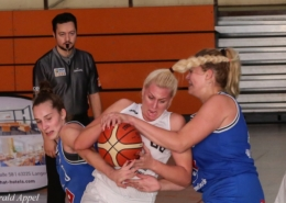 Starke Bamberger besiegen Rhein-Main Baskets