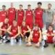 Die U18-Jungen auf dem Weg zur Hessen-Meisterschaft