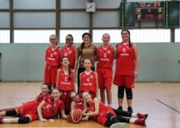 Verdienter Sieg der U14- Mädchen