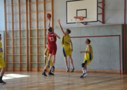 Bericht der MU16-Jungen zum Oster-Turnier in Wien