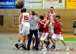 Herren II - Letztes Saisonspiel in Idstein