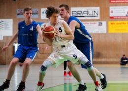 Regional-Meisterschaft der U18-Jungen