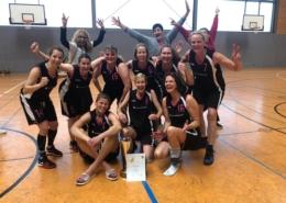 Ü45_Damen wurden deutsche Meister 2019