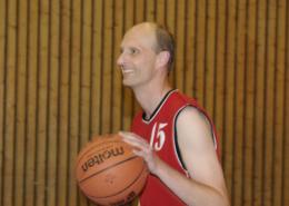 Ulf Graichen bestritt bei der DM sein 1000. Spiel im TVL-Trikot