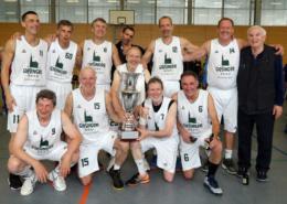 TVL-Senioren beenden diesjährige Saison mit dem deutschen Meistertitel