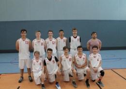 MU16-1-Jungs gewinnen souverän Vorbereitungs-Turnier in Dreieichenhain