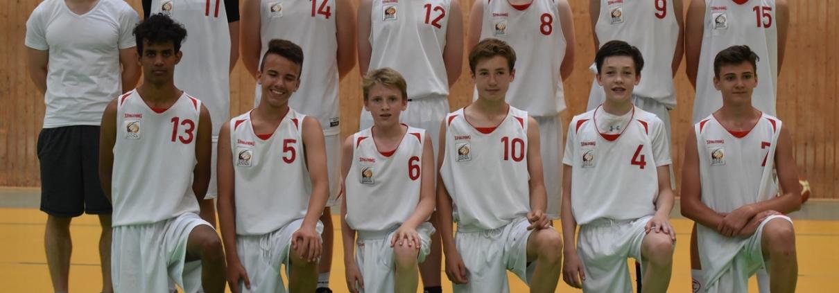 U16-Jungen schafften doch noch die Oberliga-Quali.