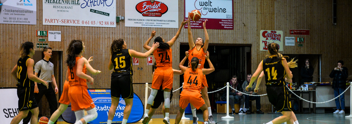 Monika Wotzlaw, Jasmin Weyell gehören weiterhin zum Kern der Baskets