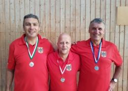 WM-Gold, -Silber und –Bronze für Langener Basketballer