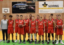 U18-Jungen testeten 2-mal gegen TG Hanau