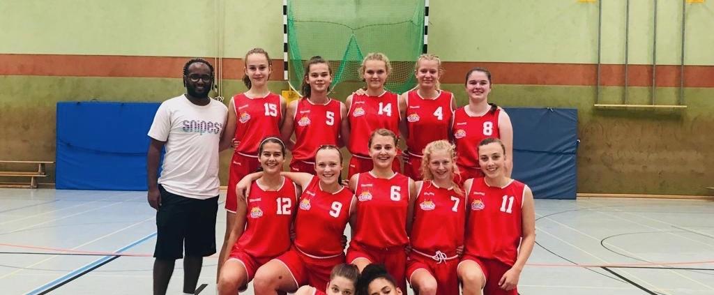 WU16-1 startet mit Sieg gegen die Eintracht