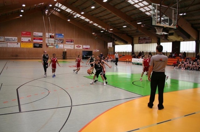 U14-Mädchen-2 verlieren gegen die SG Weiterstadt