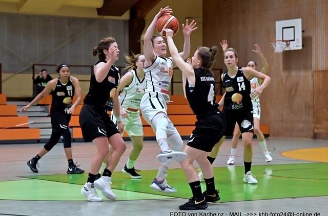 Rhein-Main Baskets gegen Baskets Schwabach