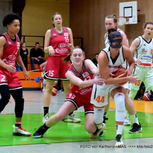 Rhein-Main Baskets erwarten Ludwigsburg