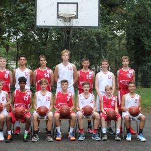 U16-Jungen verlieren das Topspiel in Frankfurt