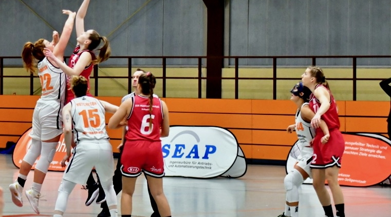 Rhein-Main Baskets erwarten ASC Mainz zur Revanche