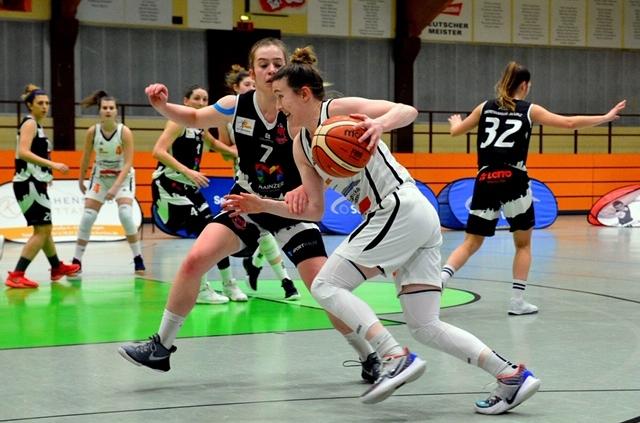 Baskets gelang der vierte Sieg in Folge