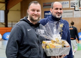 Maxi Trübner – ohne Schiedsrichter geht auch im Basketball gar nichts