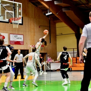 Baskets fordern den Tabellenführer