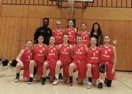 Die Oberliga WU14 der SG DaRoLa ebnet den Weg zur Hessenmeisterschaft….