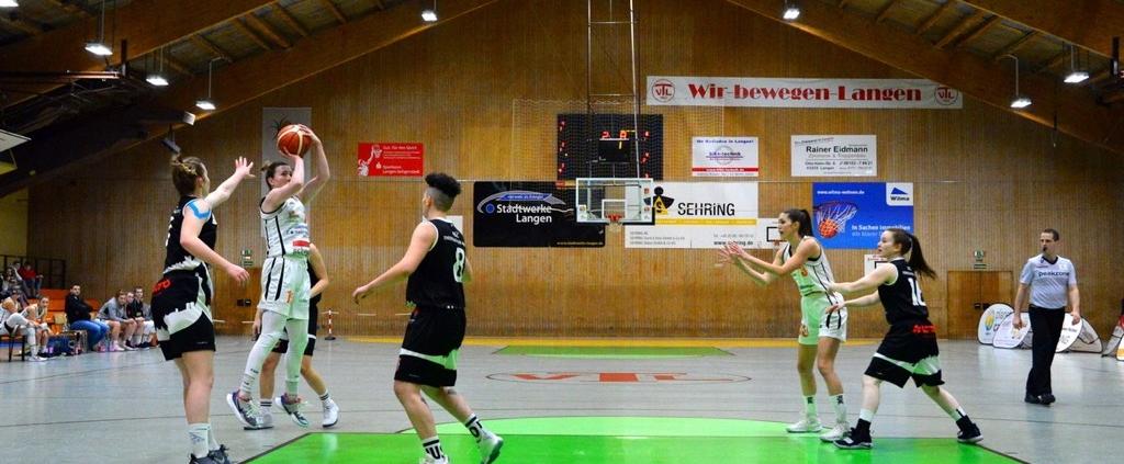 Sensation - Baskets gewinnen beim Tabellenführer