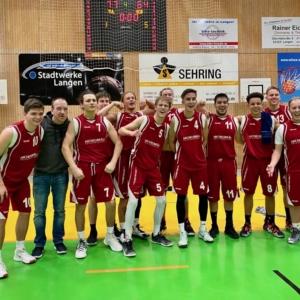 Herren 3 des TVL schaffen Aufstieg in die Landesliga Süd